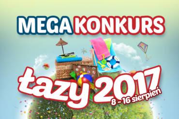 MEGA KONKURS LATO 2017 z TIGER CAMP