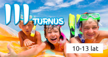 INFO: TIGER CAMP 2018 / III turnus / MIKOSZEWO /